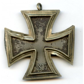 Iron Cross 2nd class by unknown maker 2