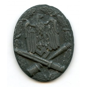 General Assault Badge planchet
