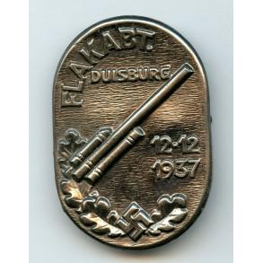 "Tinnie ""Flakabt. Duisburg 12.12.1937"""