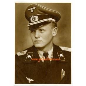 """Portrait Panzer Regiment """"Grossdeutschland"""" officer"""