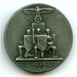 "Tinnie ""Reichsparteitag 1936"" by W. Redo"