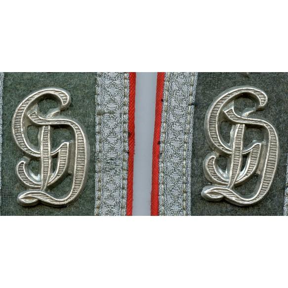 "Shoulder Boards Feldwebel, Division ""Grossdeutschland"""