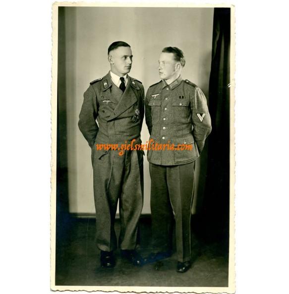 Portrait EK1 Stug and East front fighter