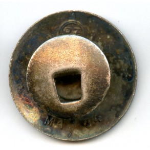 Party pin by Karl Wurster M1/34, buttonhole device