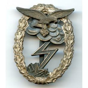 Luftwaffe Ground Assault Badge by R. Karneth