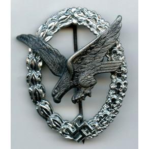 """Luftwaffe Airgunner Badge by Berg & Nolte """"B&NL"""""""