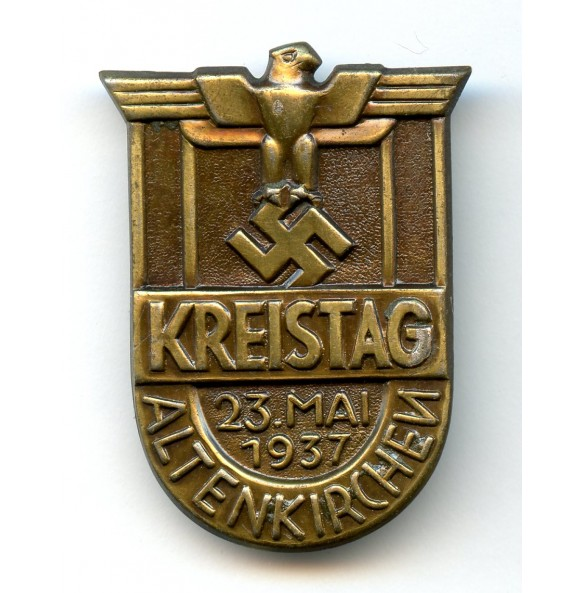"Tinnie ""Kreistag Altenkirchen 23.Mai 1937"""