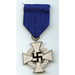 25 year civil service medal