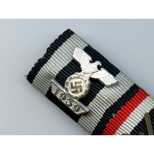 7 place ribbon bar to high political official