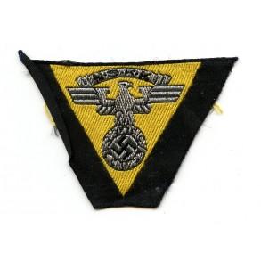NSKK yellow cap eagle