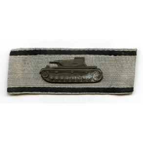 Tank destruction badge