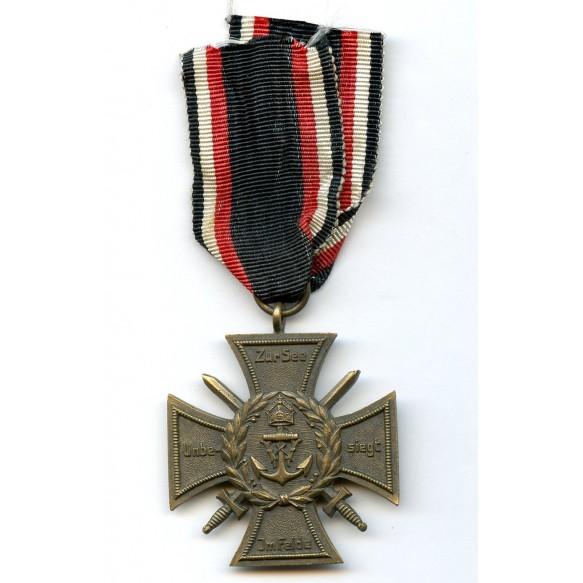 "WW1 German ""Flandernkreuz"""