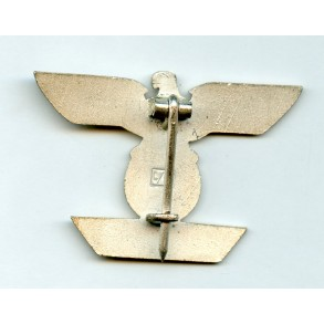 """Iron cross clasp 1st class by W. Deumer """"L/11"""""""