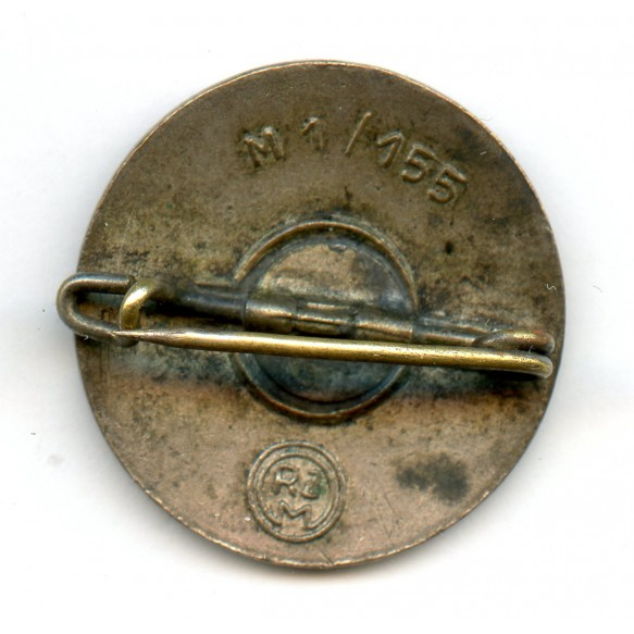 """Party pin by Schwertner & Cie """"M1/155"""""""