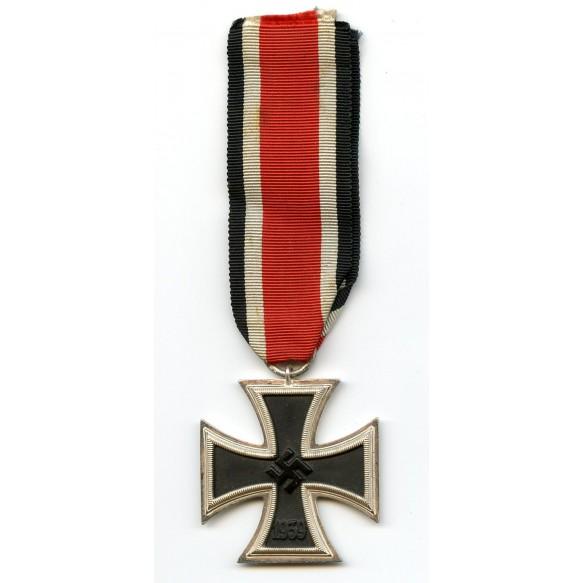 """Iron Cross 2nd class by H. Aurich """"113"""""""