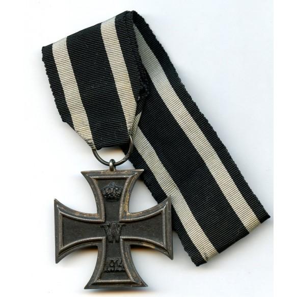 "WW1 Iron Cross 2nd class ""JWS"""