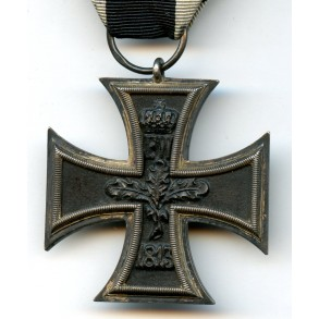 "WW1 Iron Cross 2nd class ""JWS"""