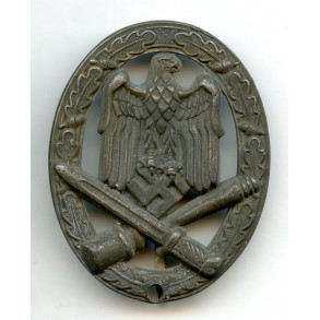 """General assault badge by Foerster & Barth """"L/21"""""""