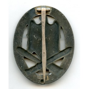 "General assault badge by Foerster & Barth ""L/21"""