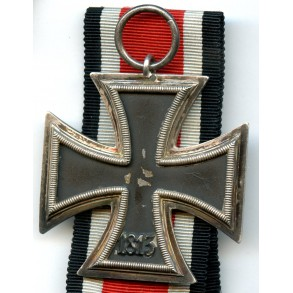 "Iron Cross 2nd class by Beck, Hassinger & Co. ""123"""