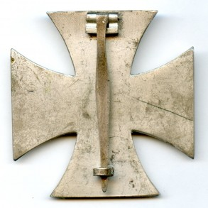 Iron cross 1st class by Rudolf Wächtler & Lange, copper core!