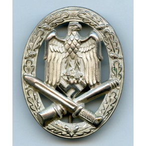 General assault badge by O. Schickle
