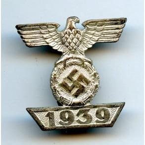 "Iron cross clasp 2nd class by W.Deumer ""Prinzen Größe"""