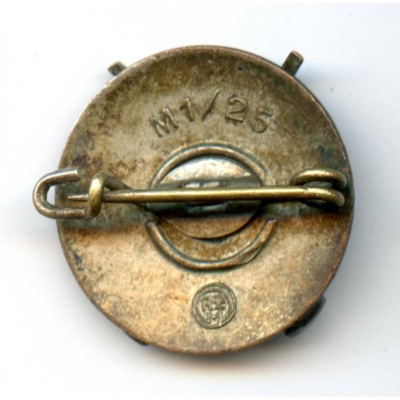 "HJ shooting pin by Rudolf Reiling ""M1/25"""
