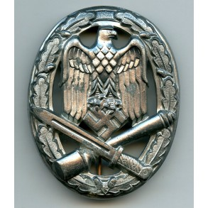 "General assault badge ""Deep pan"""