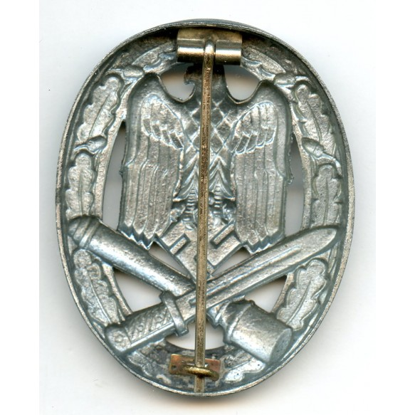 "General assault badge ""Deep pan"""