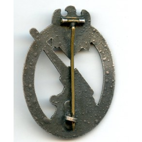 Army flak badge by C.E. Juncker
