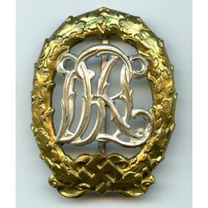 DRL sport badge for war disabled by Wernstein