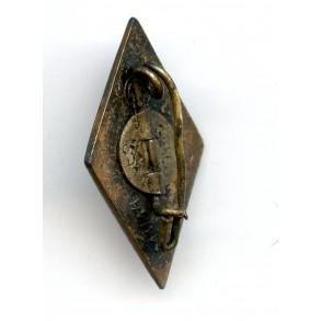 "HJ membership pin by M. Oescbsler & Sohn ""M1/14"" + Ges Gesch!"