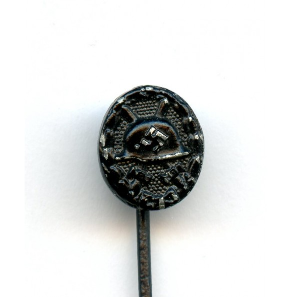"Wound badge in black 9mm miniature by Boerger & Co. ""L57"""