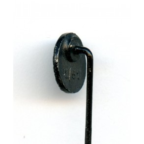"""Wound badge in black 9mm miniature by Boerger & Co. """"L57"""""""