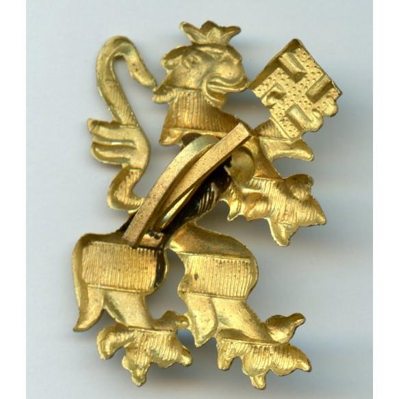 Forstdienst Thüringen lion pin
