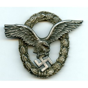 """Luftwaffe pilot badge by Brüder Schneider """"BSW"""""""