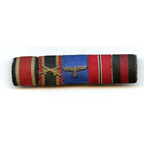 5 place ribbon bar