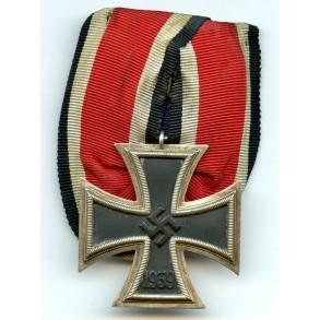 Iron cross 2nd class, single mounted