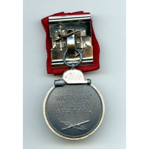 "Single mount east front medal by E. Ferd. Wiedmann ""19"""