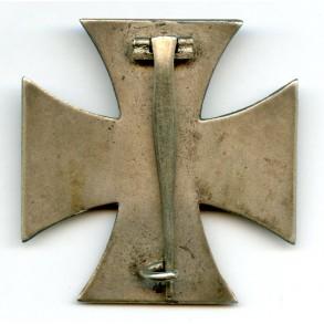 Iron cross 1st class by P. Meybauer