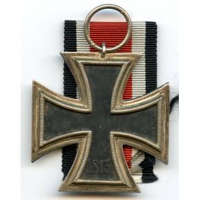"Iron cross 2nd class by Arbeitsgem.Hanau ""25"" + package"
