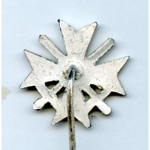 War merit cross 1st class with swords 16mm miniature