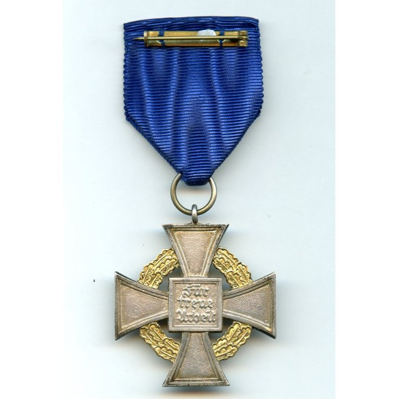 50 year civil service cross