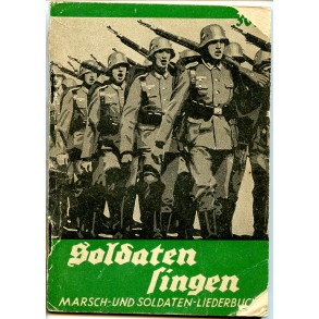 Wehrmacht song book