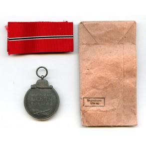 """East front medal by Hauptmünzamt Wien """"30"""". + package"""