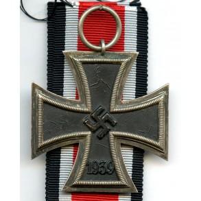 Iron Cross 2nd class by O. Schickle