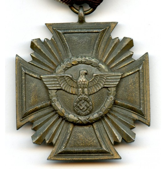 NSDAP 10 year service medal, heavy variant