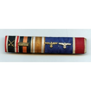 6 place ribbon bar