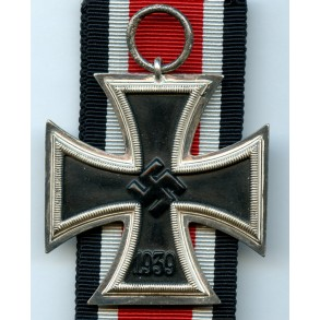 "Iron Cross 2nd class by H. Aurich ""113"""
